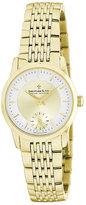 Dreyfuss & Co ladies' gold plated bracelet watch