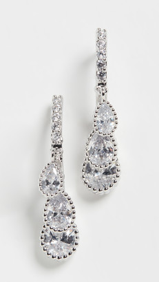 Theia Cascading Dew Drop Earrings