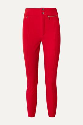 Cordova Val-disere Slim-leg Ski Pants - Red