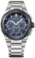 HUGO BOSS Men&s Supernova Chronograph Bracelet Watch
