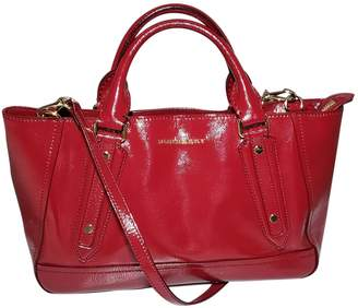 Burberry Red Patent leather Handbags