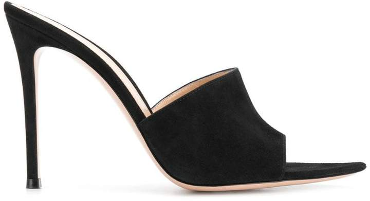Gianvito Rossi pointed sandals