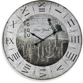 Bed Bath & Beyond New York New York Wall Clock