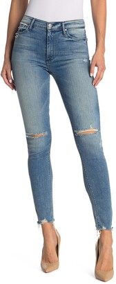 Black Orchid Giselle High Rise Super Skinny Jeans