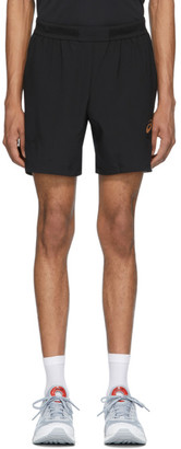 Asics Black Tennis Shorts