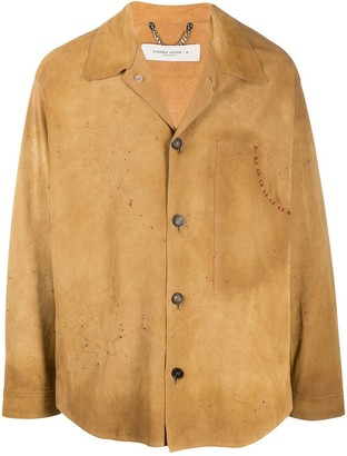 Golden Goose Cowboy-Style Shirt Jacket