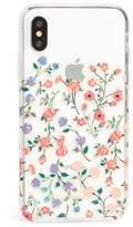 Kate Spade mini bloom dip iPhone X Case