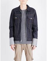 Helmut Lang Re-Edition Fisherman-cuffs denim jacket