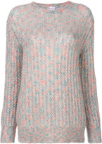 RED Valentino classic knitted sweater