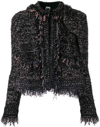 M Missoni metallic fringed jacket