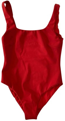 FELLA Red Polyester Swimwear