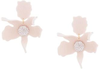 Lele Sadoughi Lily crystal-embellished earrings