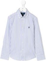 Ralph Lauren pinstripe shirt