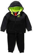 Nike Baby Boys 12-24 Months Air Fleece Hoodie and Solid Pants Set