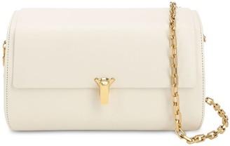 THE VOLON Po B Trunk Leather Shoulder Bag