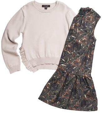 Imoga 2Pc Sweaterdress