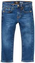 7 For All Mankind Slimmy Denim Jeans (Toddler Boys)