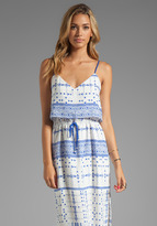 Robyn Mojave Printed Maxi Dress