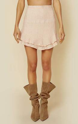 Raleigh Sage The Label MINI SKIRT | Sale