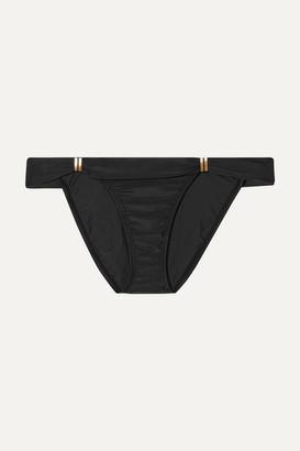 Vix Bia Bikini Briefs - Black