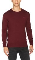 Superdry Men's Orange Label Crew Jumper