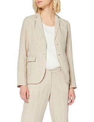 Opus Women's Jalinka Linen Suit Jacket,8 (Size: )