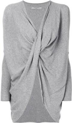 AllSaints Itat twisted jumper