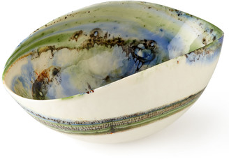 Global Views Milky Way Medium Bowl
