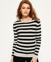 Superdry Luxe Mini Cable Sweater