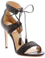 Badgley Mischka Bombay Ankle-Tie Sandal