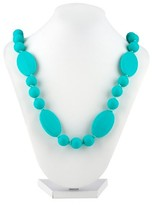 Nuby Silicone Teething Necklace Aqua