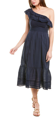 Velvet by Graham & Spencer Coco Midi Dress