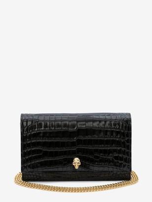 Alexander McQueen Medium Skull Bag