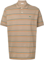 Lacoste multicolour stripe polo - men - Cotton - 2