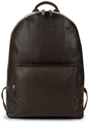 Cole Haan Textured Leather Backpack
