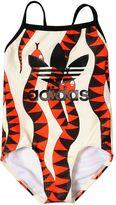 Adidas Originals X Mini Rodini Snakes Printed Jersey Bodysuit