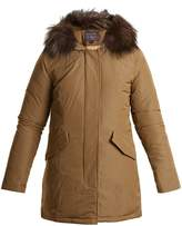 Woolrich Luxury Arctic fur-trimmed down parka
