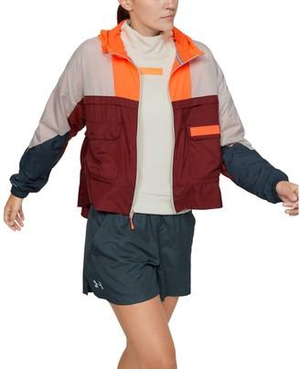 Under Armour Women's UA Trek Woven Jacket