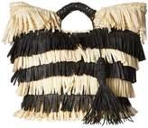 San Diego Hat Company BSB1711 Crochet Tote Tote Handbags