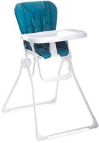 Joovy Nook High Chair - Turq