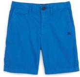 Burberry Boy's Shane Chino Shorts