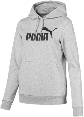 Puma Women's Essential Logo Graphic Hoodie