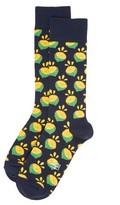 HS Lime Socks