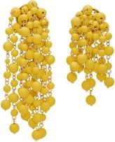 Jacquemus Yellow Les Mimosas Earrings