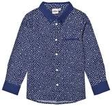 eBBe Kids Midnight Blue Dotted Costas Shirt