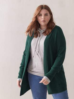 Cardigan Sweater with Front Pockets
