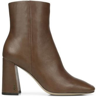Sam Edelman Codie Leather Ankle Boots