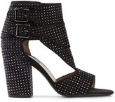 Laurence Dacade studded sandals with side buckle fastenings - women - Leather/Suede - 36.5