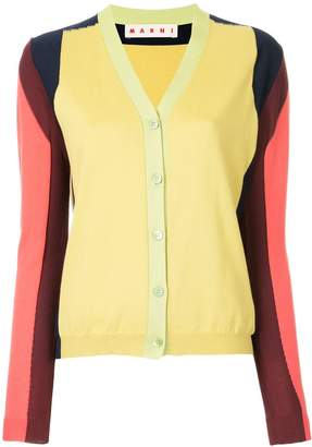 Marni colour block sweater