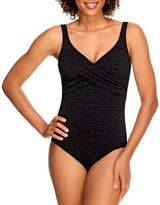 Penbrooke Crossover Mio One-Piece Swimsuit